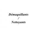 Démaquillants / Nettoyants
